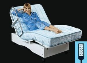 TRANSFER MASTER Companion Series Home Care Bed for sale