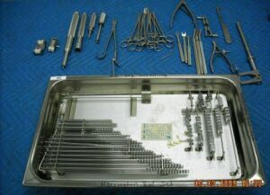 ZIMMER Harrington Rod Set Orthopedic - General for sale