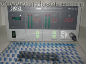 STORZ SCB Electronic Endoflator 26430520  20 L Insufflator for sale