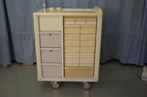 LIONVILLE 600 Pharmacy/Med Cart for sale
