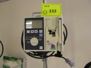 DATASCOPE ABBOTT MICRO MACRO P Pump IV Infusion for sale