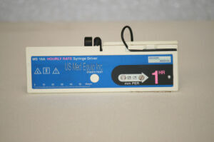 GRASBY MS16A Pump IV Infusion for sale