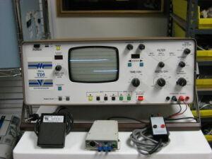 TECA TD-5 EMG Unit for sale