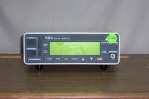CRITICARE Model 504 Oximeter - Pulse for sale