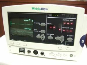 WELCH ALLYN Atlas 62000 Monitor for sale