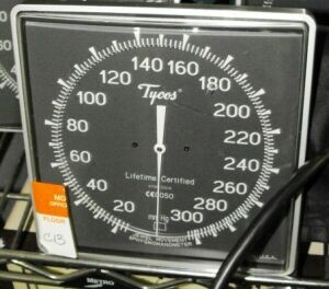 TYCOS CE 0050 Sphygmomanometer for sale