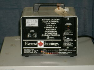 EVEREST & JENNINGS Battery Charger Wheelchair for sale