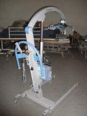 Used Arjo Tenor Patient Lift W Scale For Sale Dotmed