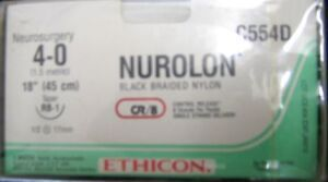 ETHICON C554D Sutures for sale