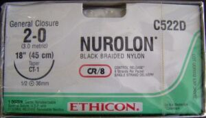 ETHICON C522D Sutures for sale