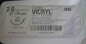 ETHICON J333 Sutures for sale