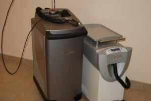CYNOSURE Elite with Chiller Laser - Alexandrite for sale