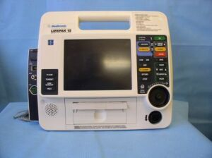 PHYSIO CONTROL Lifepak 12 Bi Phasic/12 lead Defibrillator for sale