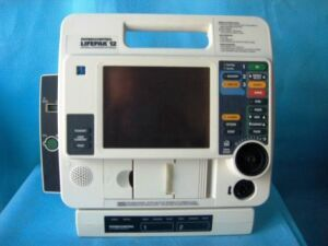 PHYSIO CONTROL LifePak 12 Defibrillator for sale