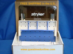 STRYKER Arthroscopy Tray Surgical Cases for sale