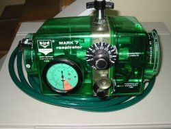 BIRD Mark 7 Respirator for sale