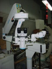 MOLLER-WEDEL Eye Micros EOS 900R Microscope for sale