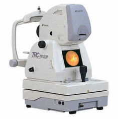 TOPCON TRC-NW200 Fundus Camera for sale