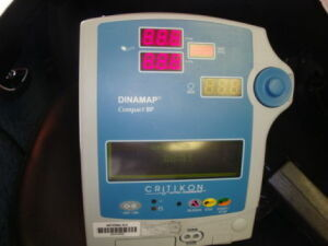 DINAMAP Compact BP BP Monitor for sale