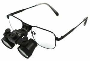 SHEERVISION Titanium Frame TTL Dental Loupes for sale