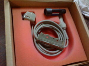 HEWLETT PACKARD HP M1460A 1460, 1460A M1460 A ETCO2 TRANSDUCER, SENSOR Bedside Monitor for sale