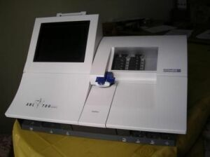 RADIOMETER ABL 700 COPENHAGEN Blood Gas Analyzer for sale