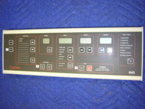 QUINTON 645 Controller for Q50 Q55 Q65 Treadmill for sale