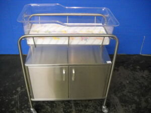 NK MEDICAL PRODUCTS Bassinet Crib for sale