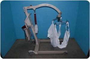 HOYER easy lift/ scale mdl 794# Patient Lift w/Scale for sale
