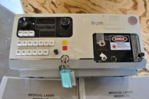 HGM 20 Laser - Argon for sale