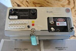 HGM 20 Laser - Argon for sale