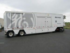 GE LightSpeed 4 CT Mobile for sale