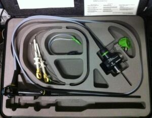 OLYMPUS LTF-160 Pleurascope Video Endoscopy for sale