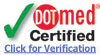 DOTmed Certified: Gumbo Medical, LLC