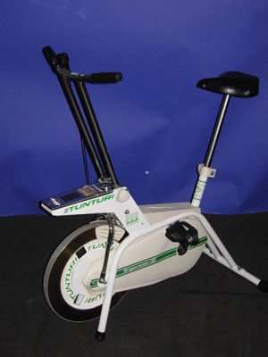 Used Tunturi Ergometer W Ergometer Exercise Bike For Sale