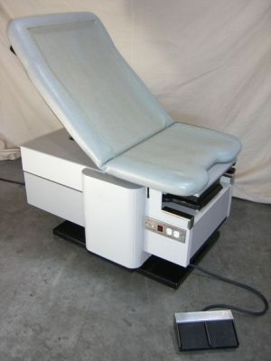 Used Enochs 4000 Power Exam Table For Sale Dotmed