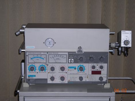 SIEMENS 900C Ventilator For Sale