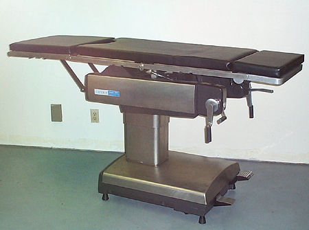 used amsco 2080 l o r table for sale dotmed listing 631476 rh dotmed com