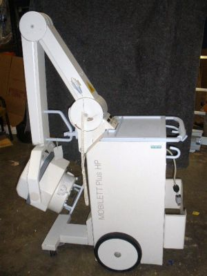 Used Siemens Mobilette Plus Hp Portable X Ray For Sale