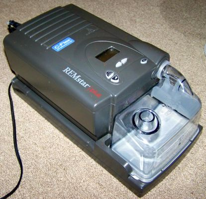 Used Respironics Remplus W C Flex Dom Cpap For Sale
