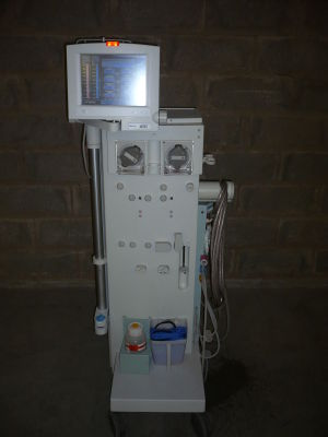 baxter dialysis machine for sale