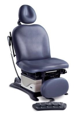 Used midmark 630 power chair exam chair for sale dotmed for Motorized chairs for sale