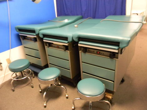 Used Ritter 104 Exam Table For Sale Dotmed Listing 872012