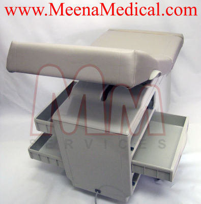 Used Midmark Ritter 204 Manual Exam Table For Sale