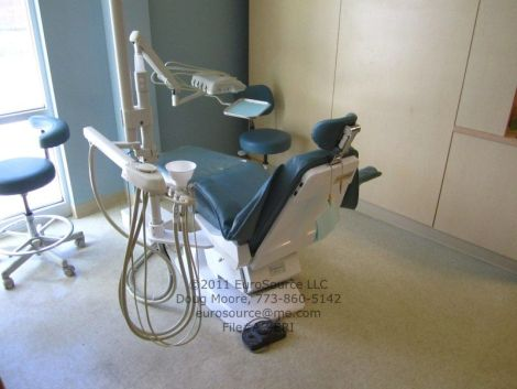 Used Belmont Excalibur Dental Chair For Sale Dotmed